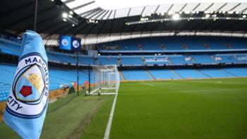 Manchester City Logo Stadyum