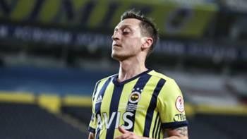 Mesut Özil Fenerbahçe 9 Şubat 2021
