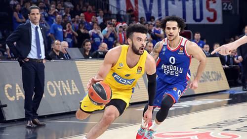 Elijah Bryant Maccabi Anadolu Efes 2019-20