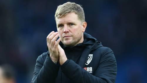 Eddie Howe Bournemouth 2019-20