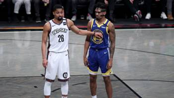 Dinwiddie Russell Nets Warriors 2019-20