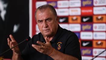 Fatih Terim Galatasaray 4 Ağustos 2021