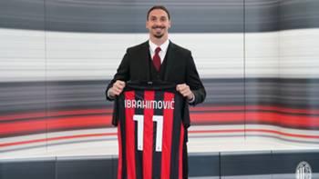 Zlatan Ibrahimovic İmza 2021