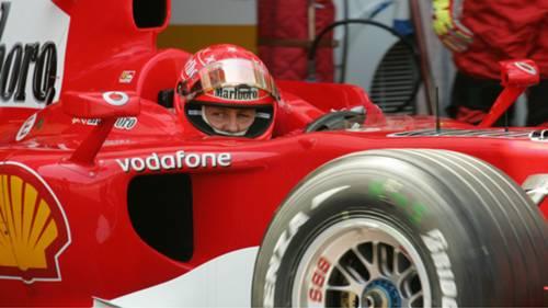 Michael Schumacher Ferrari Monaco GP 05272006