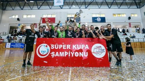 Besiktas Aygaz Super Kupa