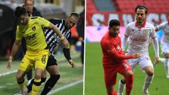 Altay istanbulspor Samsunspor Altınordu kolaj 2020-21