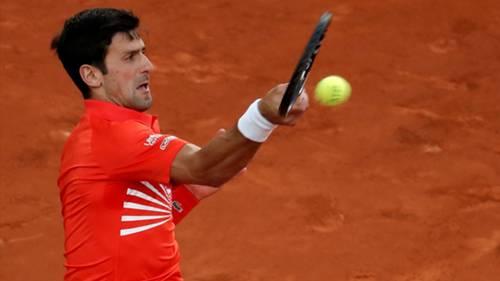 Novak Djokovic Madrid