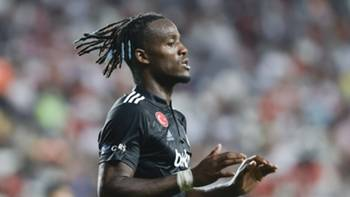 Michy Batshuayi 18 Eylül 2021 Beşiktaş