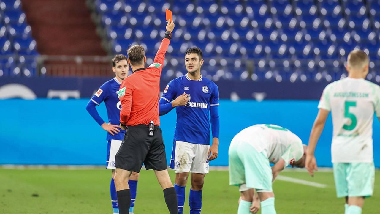 Ozan atıldı, Schalke yenildi | Mackolik.com