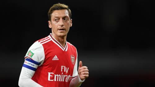 Mesut Ozil Arsenal 11062019