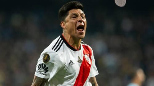 Enzo Perez River Plate