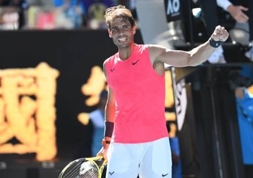 Rafael Nadal Avustralya Acik 25012020