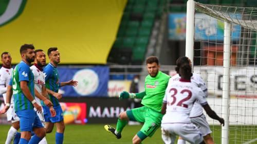 Çaykur Rizespor - Trabzonspor 10 Nisan 2021