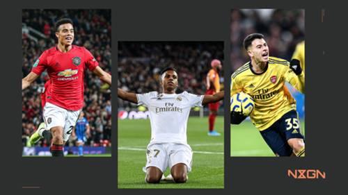 NxGn 2020 dünyanın en iyi 50 futbolcusu