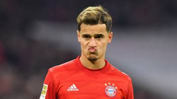 Philippe Coutinho Bayern Munih 2019-20