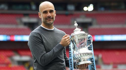 Pep Guardiola FA Cup 2019