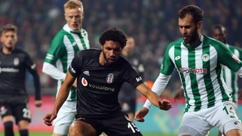Elneny Anicic Konyaspor Besiktas 2019-20