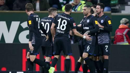 Werder Bremen Schalke 11232019