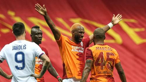 Ryan Babel Galatasaray Hajduk Split
