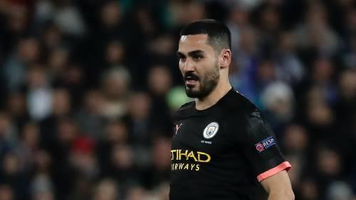 İlkay Gündoğan Manchester City