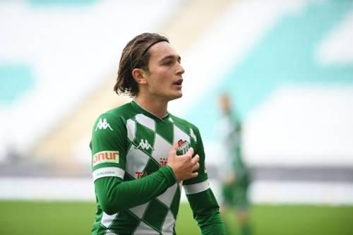Ali Akman Bursaspor