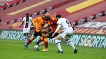 Galatasaray - Karagümrük 10 Nisan 201