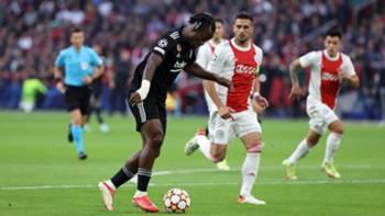 Michy Batshuayi Beşiktaş Ajax 28 Eylül 2021
