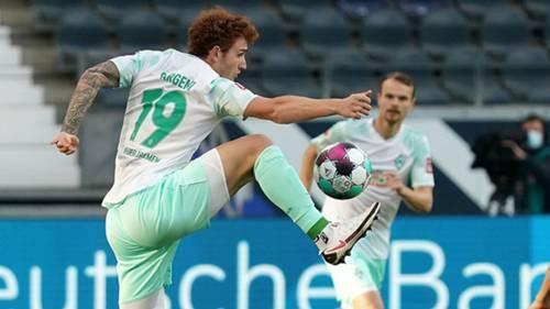 Werder Bremen Bundesliga 05112020