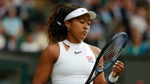 Naomi Osaka Wimbledon 2019