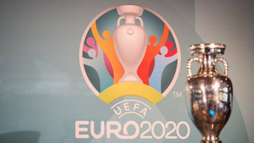 EURO 2020 logo kupa