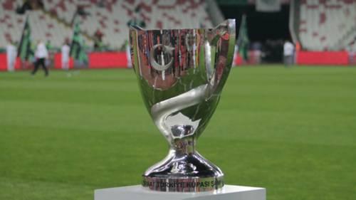 Ziraat Turkiye Kupasi Kupa 2019