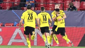 Dortmund Gol Sevinci 18 Şubat