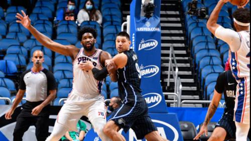 Philadelphia 76ers 7Ocak2021