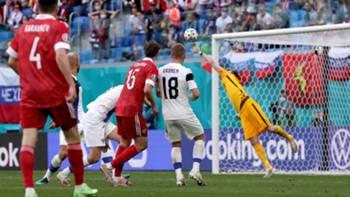 Rusya Finlandiya EURO 2020 16 Haziran 2021