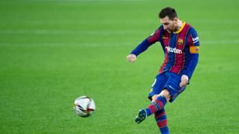 Lionel Messi 2020-21 Barcelona