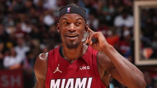 Jimmy Butler Miami Heat 2021