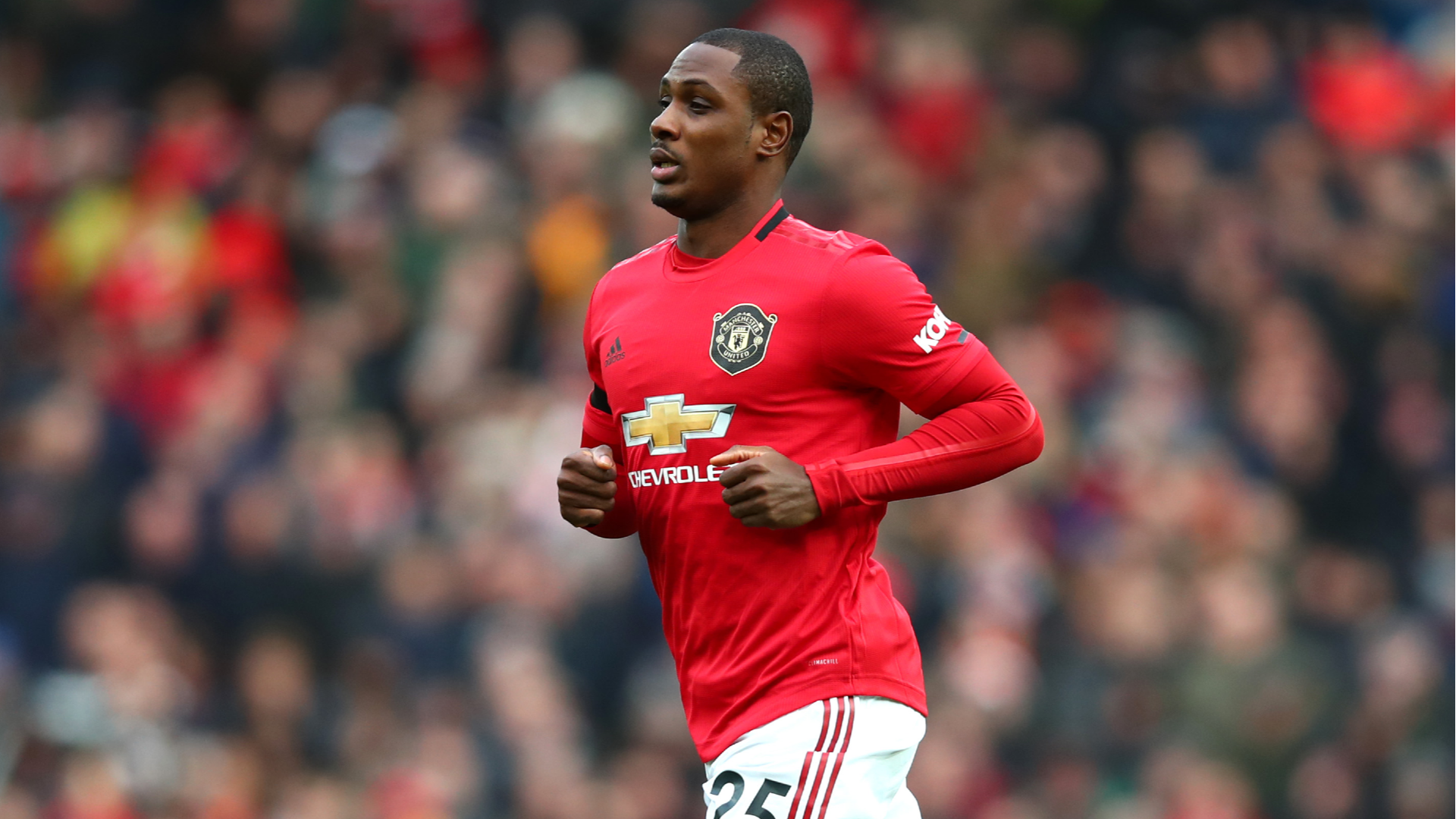 Odion Ighalo Manchester United 2020