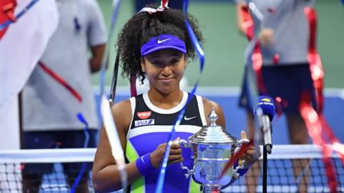 Naomi Osaka US Open 2020