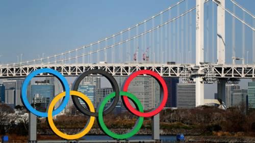 Olimpiyat Logo Tokyo 2020