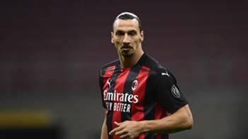 Zlatan Ibrahimovic Milan 2020-21