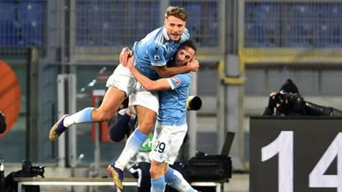 Ciro Immobile Lazio 16Ocak2021