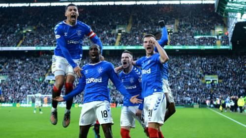 Celtic v Rangers 12292019