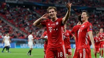 Goretzka Bayern Münih Sevilla UEFA Süper Kupa