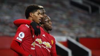 Manchester United Gol Sevinci 20 Ocak 2021