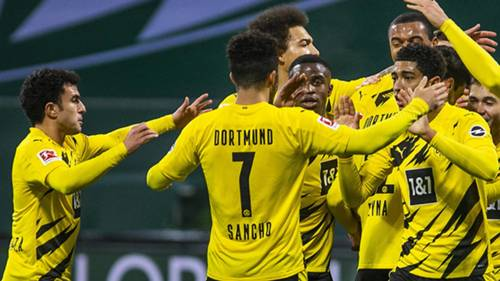Borussia Dortmund 17122020