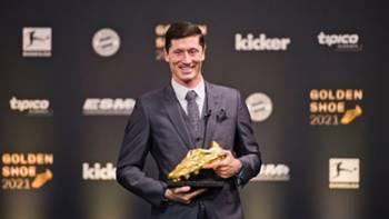 Robert Lewandowski Altın Ayakkabı