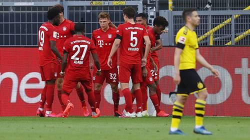 Borussia Dortmund Bayern Munih 26052020