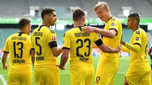 Borussia Dortmund Bundesliga 23052020