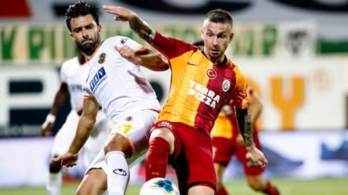 Adem Büyük Alanyaspor Galatasaray 07082020