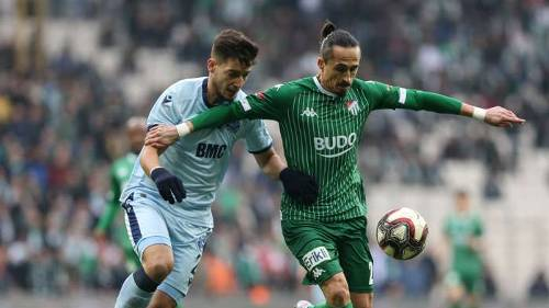 Serdar Özkan Bursaspor 2019